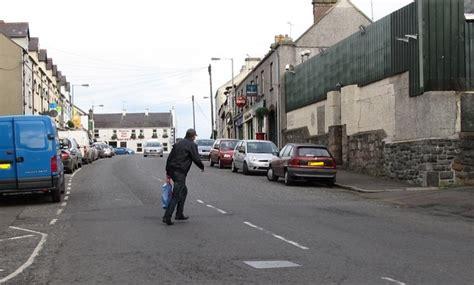 Downpatrick Street, Rathfriland (C) Eric Jones :: Geograph ... J 200