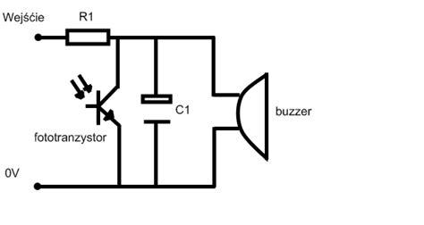 dioda ir tme czujnik alarm na podczerwień elektroda pl