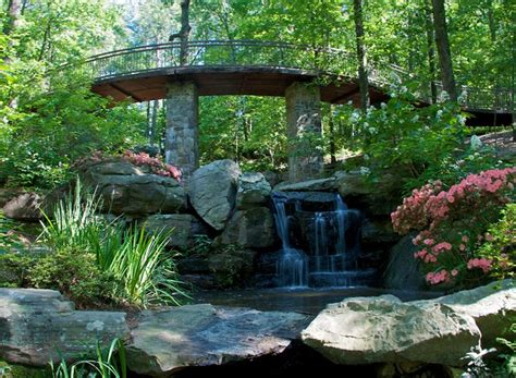 Spend The Day At Garvan Woodland Gardens In Hot Springs Botanical Gardens Arkansas