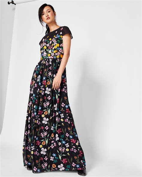 Hton Dress is a maxi dress appropriate for court ted baker hton court