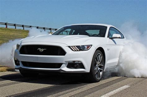 ford mustangs 2015 new 2015 ford mustang gt feature makes burnouts easy