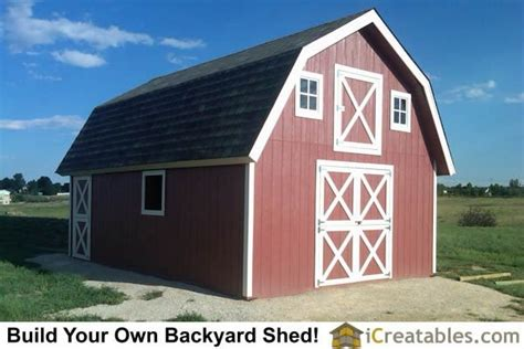 gambrel shed front elevation large shed plans