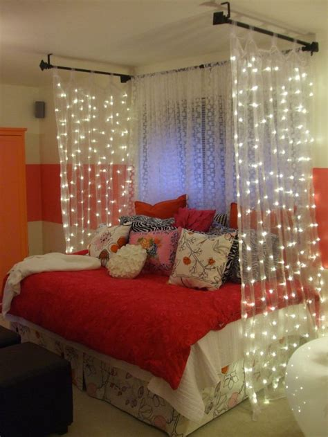 teen bedroom curtains fun curtains for teen room lighting pinterest
