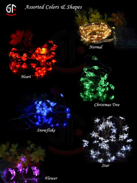 Everlasting Glow Micro Led Light String With Timer Fairy Everlasting Glow Led Light Strings