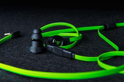 razer hammerhead pro   ear headphones  mic    remote