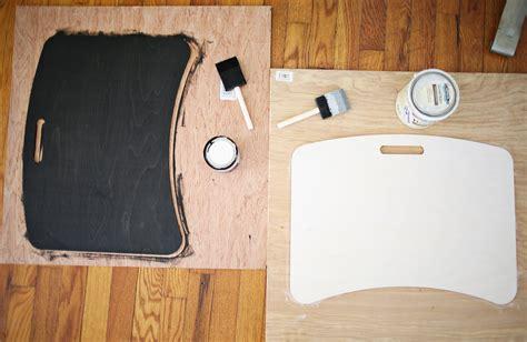 Diy Laptop Desk Diy Desks No Sewing Required A Beautiful Mess