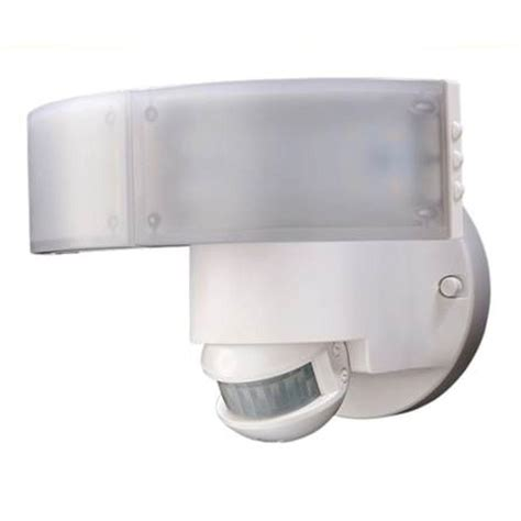 defiant motion security light manual defiant 180 degree white led motion outdoor security light