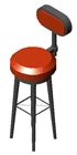 sgabelli dwg sgabelli 3d stool drawings
