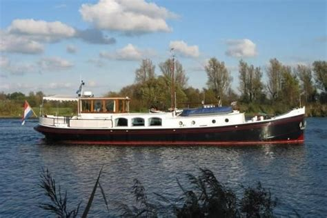 dutch motor boat a dutch boat boats pinterest dutch dutch barge and