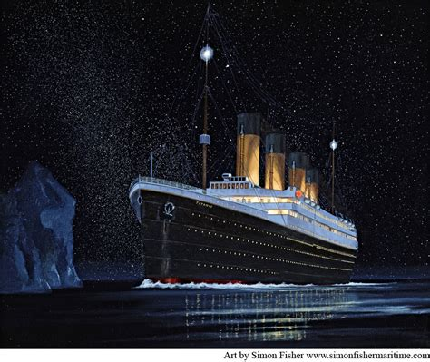 What Day Did The Titanic Sink where did the titanic sink k k club 2017