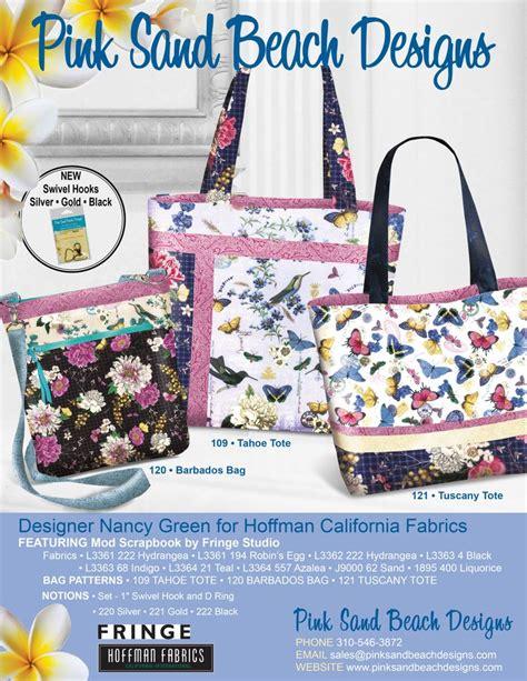 tuscany tote bag pattern pink sand beach designs purse patterns barbados bag tahoe