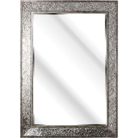Sparkle Black Rustic Wall Mirror 4148 Furniture in Fashion