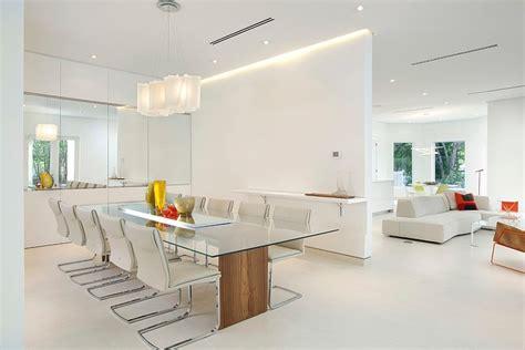 spotlight on miami living spaces dkor interiors ambiente clean destaca casa em miami abividro