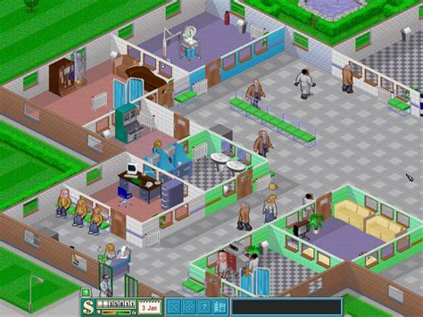 theme hospital list of levels theme hospital get your squits sorted here pawz stuff