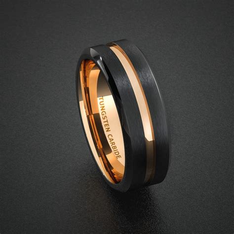 Wedding Bands Black by Extraordinary And Unique Mens Wedding Bands