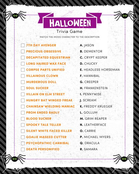 printable free halloween trivia questions and answers halloween trivia print lil luna