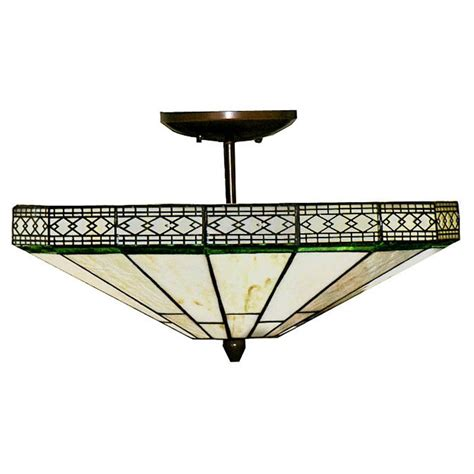Style Semi Flush Ceiling Light by Style 2 Light Semi Flush Ceiling Light