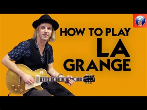 How To Play La Grange how to play la grange zz top guitar song lesson