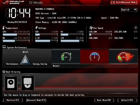 Asus Laptop Bios Mod asus maximus v formula bios asus maximus v formula z77 rog review