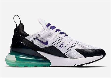 Nike Air 270 nike air max 270 quot grape quot wmns ah6789 103 coming soon sneakernews