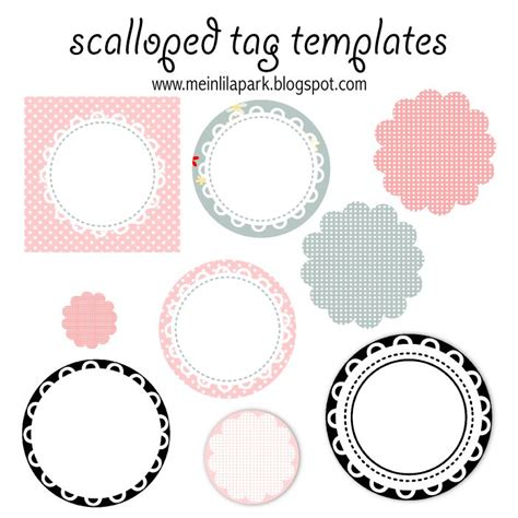 best 25 tag templates ideas on pinterest gift tag