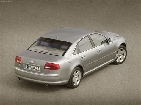 Audi A8 3 2 Fsi by Audi A8 3 2 Fsi Quattro Picture 16 Of 22 Rear Angle My