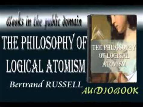 the philosophy of logical atomism books the philosophy of logical atomism bertrand