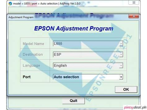 t13 resetter orthotamine epson adjustment program t13 rar