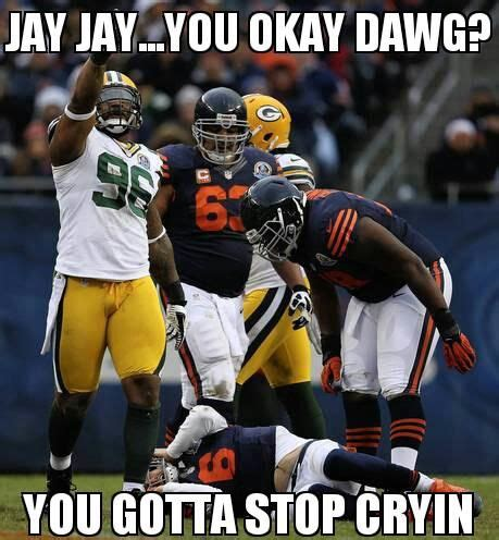 Bears Cowboys Meme - 265 best images about i hate the bears vikings cowboys