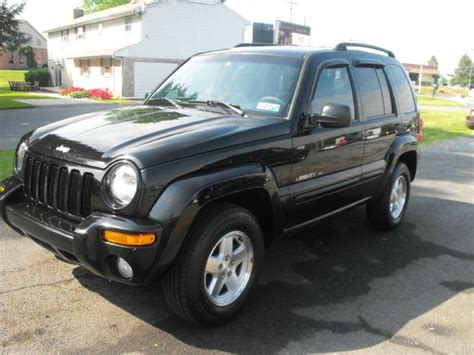 2003 jeep liberty limited 2003 jeep liberty limited 4wd 4dr suv east petersburg pa