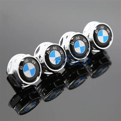 bmw license plate bolts 4pcs for bmw all model car emblem license plate frame