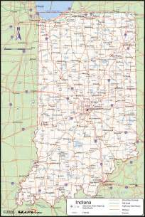 counties in map with cities indiana county wall map maps