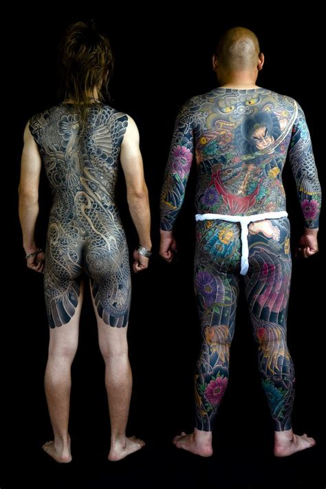yakuza tattoo full body 32 beautiful japanese yakuza tattoo designs and images