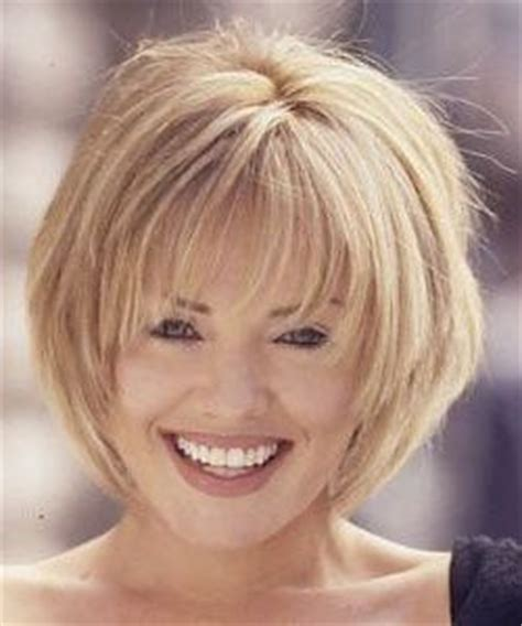 hairstyles to soften an aging face 25 best ideas about fine hair bobs on pinterest fine