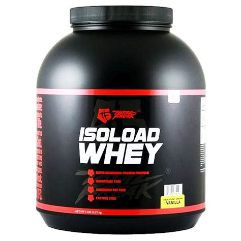 Whey Protein Freak total freak isoload whey 2270 g sklep budujmase pl