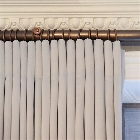 cartridge pleat drapery 17 best images about cartridge heading on pinterest
