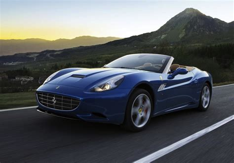 2015 Ferrari California To Receive Maserati 3 8tt V8