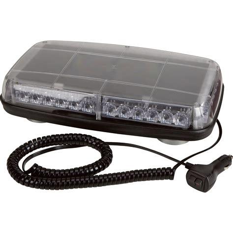 led tow light bar ultra tow mini led light bar amber magnetic mount