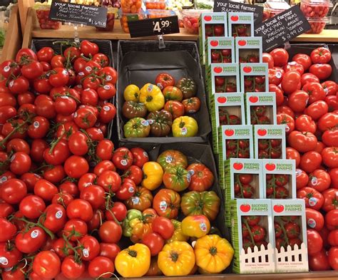 backyard farms tomatoes specialty tomatoes now available in all hannaford stores