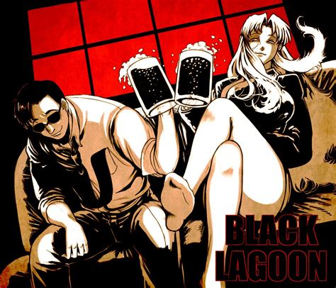 black lagoon hiatus rei hiroe quot black lagoon quot подробности de rerum natura