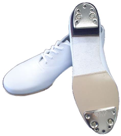 clogging shoes with taps