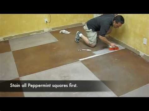 Pipa Ac 3 8 X 3 4 How To Stain Concrete Floors Newlook Concrete Stains