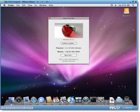 apple os how install mac osx in vmware windows md nazir