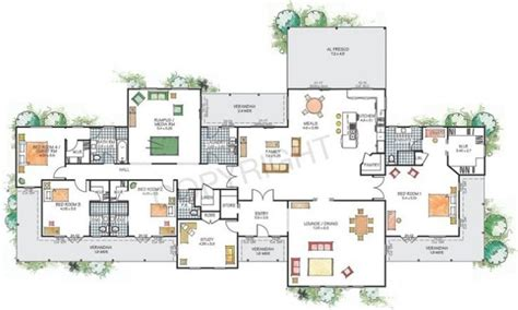 country homes floor plans fresh country home floor plans australia home plans