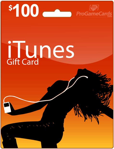 Itunes Gift Card 100 - 100 apple itunes gift card