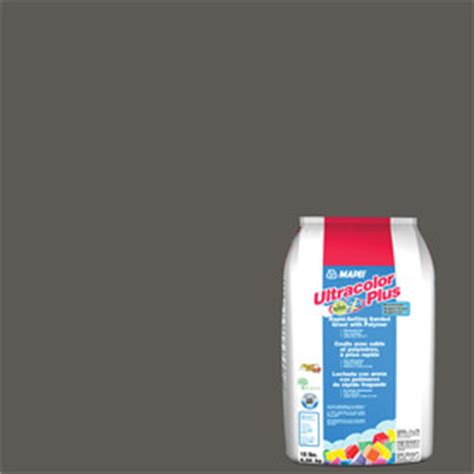 shop mapei 10 lb charcoal sanded unsanded powder grout at lowes com