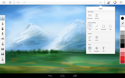 sketchbook pro tool apk 5 must android apps for designers sitepoint