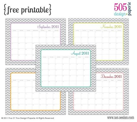 printable calendar i can type on chevron printable calendars that you can type in special