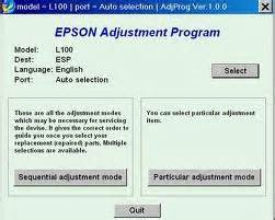 software reset epson l200 gratis software free download software resetter printer epson