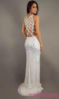Long Sequin Prom Dresses, Primavera Sequin Formal Gowns